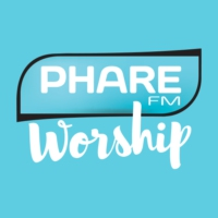 Logo of radio station PHARE FM Worship