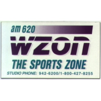 Logo of radio station WZON 620