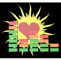 Logo of radio station Webradio Coeur De Soleil