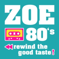 Logo of radio station Zoe 80's
