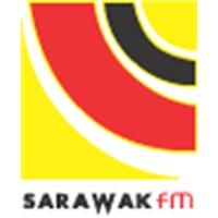 Logo of radio station RTM Sarawak FM 88.9