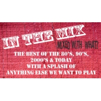 Logo of radio station In The Mix