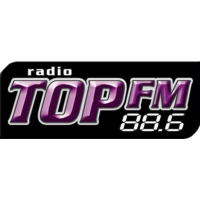 Logo of radio station Radio TOP FM 88.6 FM