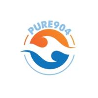 Logo of radio station PURE904 RADIO
