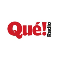 Logo of radio station Qué!Radio