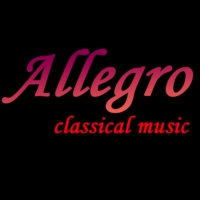 Logo of radio station Allegro Classical Music