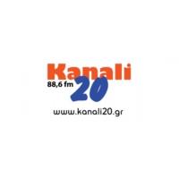 Logo of radio station Κανάλι 20 ράδιο