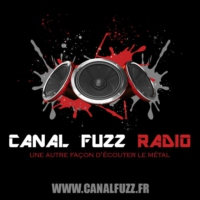 Logo of radio station Canal Fuzz Radio