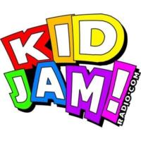 Logo de la radio KIDJAM! Radio