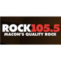 Logo of radio station WROK Rock 105.5