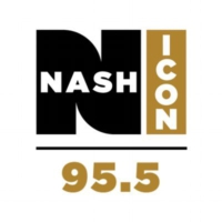 Logo of radio station WSM 95.5 Nash ICON