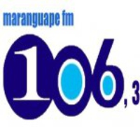 Logo of radio station Maranguape FM 106.3 FM