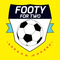Logo of the podcast Footy for Two