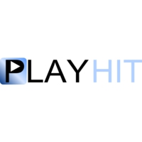 Logo of radio station Play Hit