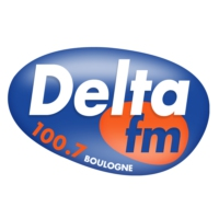 Logo of radio station Delta FM-Boulogne sur mer