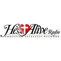 Logo of radio station WAIJ He's Alive Radio