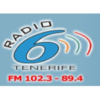 Logo of radio station Radio 6 Tenerife