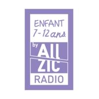 Logo de la radio Allzic Enfants 7/12 ans