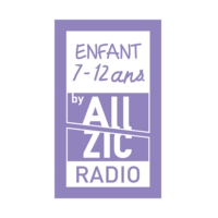 Logo of radio station Allzic Enfants 7/12 ans