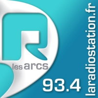 Logo of radio station R'Les Arcs