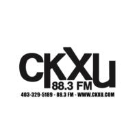 Logo of radio station CKXU 88.3 FM