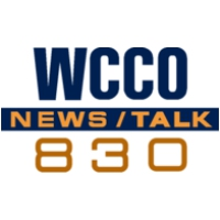 Logo of radio station WCCO News Talk 830