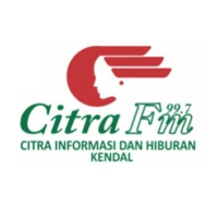 Logo of radio station Citra FM Kendal
