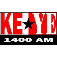 Logo of radio station KEYE Classic Hits 1400 AM