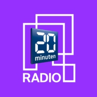 Logo of radio station 20 Minuten Radio