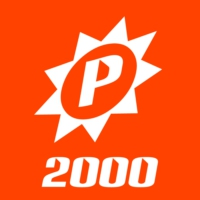Logo de la radio PulsRadio - 2000