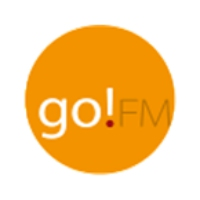 Logo of radio station Radio go 106.5 FM