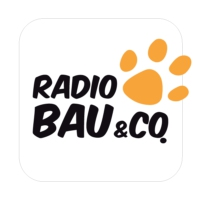 Logo of radio station Radio Bau and Co