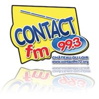 Logo of radio station Contact FM 72