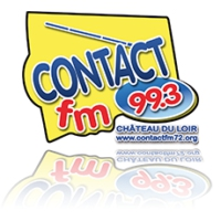 Logo de la radio Contact FM 72