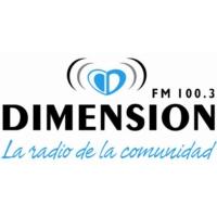 Logo of radio station Fm Dimensión