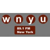 Logo of radio station WNYU 89.1 FM