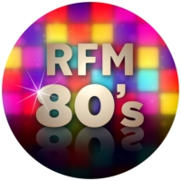 Logo of radio station RFM 80's