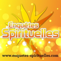 Logo of the podcast Enquêtes Spirituelles