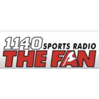Logo of radio station KHTK Sports radio The Fan 1410