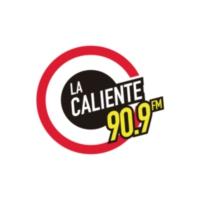 Logo of radio station XHAHC La Caliente 90.9 FM