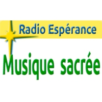 Logo of radio station Radio Espérance 100% Musique Sacrée