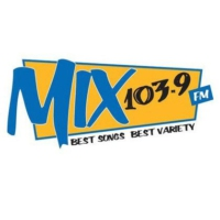 Logo of radio station Mix 103.9