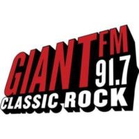 Logo of radio station CIXL Giant 91.7 FM