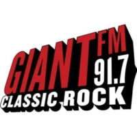 Logo of radio station CIXL Giant 91.7 FM