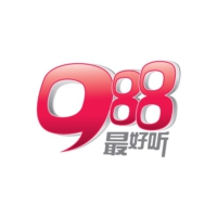 Logo of radio station 988 FM