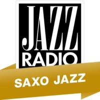 Logo de la radio Jazz Radio Saxo