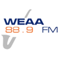 Logo of radio station WEAA Morgan State University