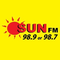 Logo of radio station SUN FM