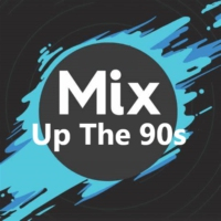 Logo of radio station Mix Up The 90s
