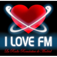 Logo of radio station I LOVE FM